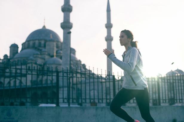 Knee pain during running